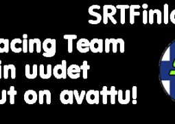 Sport Racing Team Finlandin uudet nettisivut on avattu!